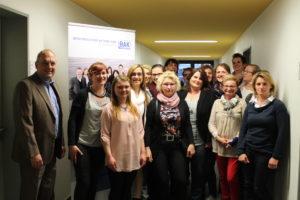 Verabschiedung_Pflegedienstleitung_Gesundheitswesen_Dortmund